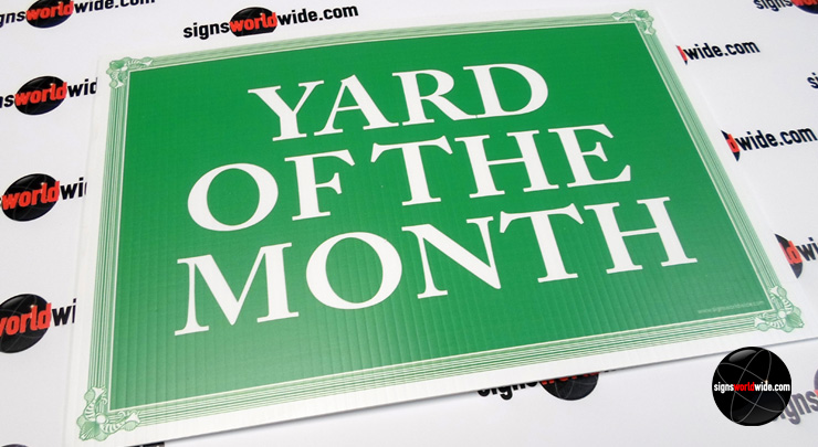 Yard of the Month image