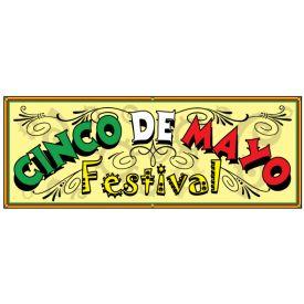Cinco De Mayo Festival banner image