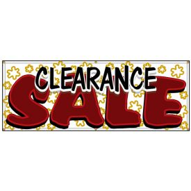 Clearance Sale banner image