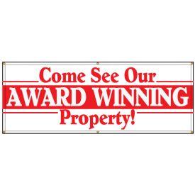 Award Winning Banner