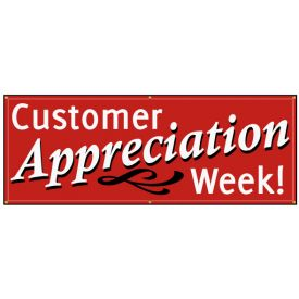 Customer appreciation week image
