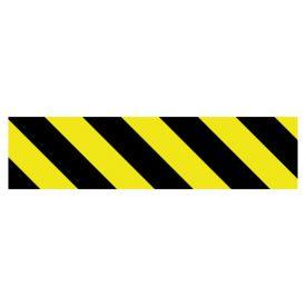 Caution stripe 2 decal image