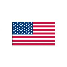 American Flag decal image