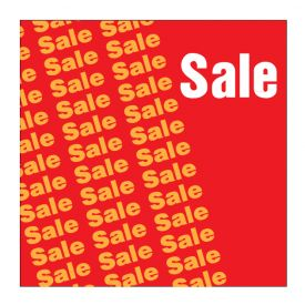 Sale decal image
