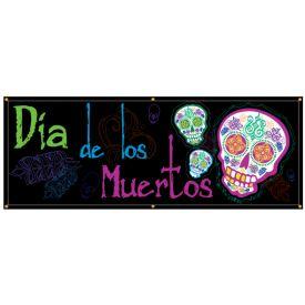 Dia De Los Muertos banner image
