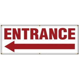 Entrance arrow image