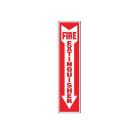 Fire Extinguisher sign image