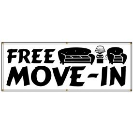 Free Move-In banner image