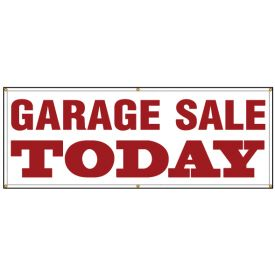 Garage Sale Today banner image