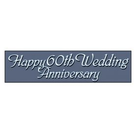Happy 60th Wedding Anniversary image