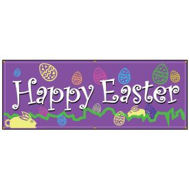 Happy Easter banner image