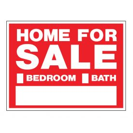 Home For Sale sign image