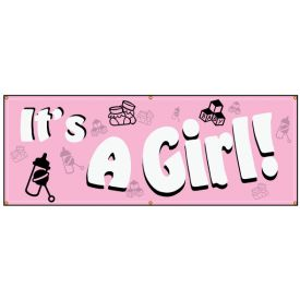 It's a Girl banner image