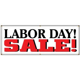 Labor Day Sale banner image