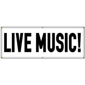 LIVE MUSIC! banner image