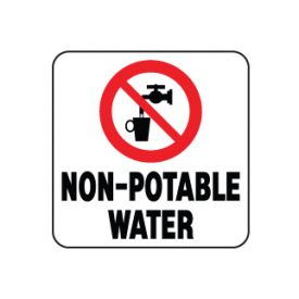 Non-potable water image