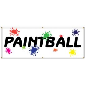 Paintball banner image