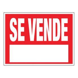 Se Vende sign image