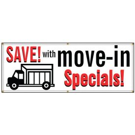 Save with move-in specials banner image