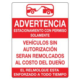 Traffic Advertencia sign image