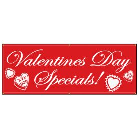 Valentines Day Specials banner image