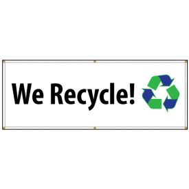 We recycle banner image