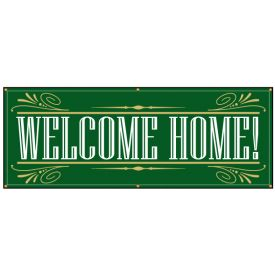 Welcome Home banner image