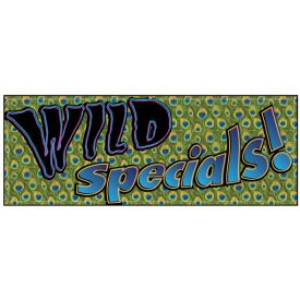 Wild Specials peacock banner image