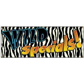 Wild Specials banner image