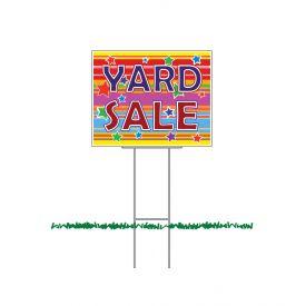 Yard Sale sign image