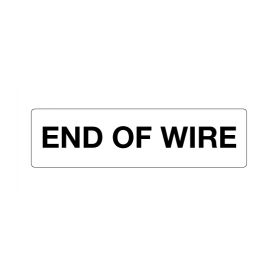 End of Wire image