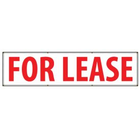 For Lease 36 x 144 banner image