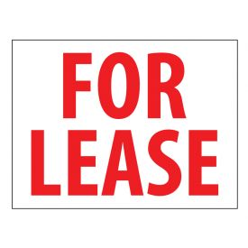 For Lease sign image