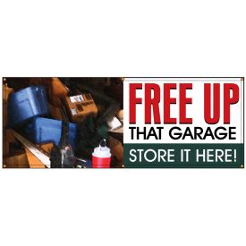 Free Up That Garage banner image