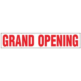 Grand Opening 3'x16' banner image