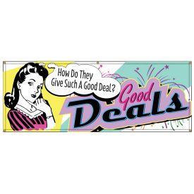 Good Deals Retro banner image