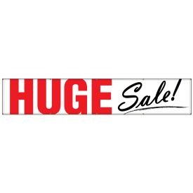 Huge Sale 3'x16' banner image