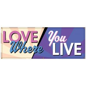 Love Where You Live banner image