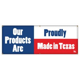 Made in Texas USA banner image