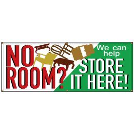 No Room Store it Here banner image
