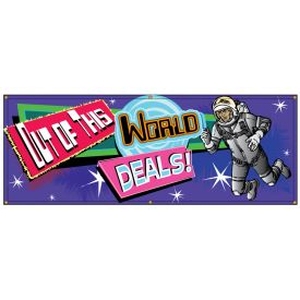 Out Of This World Retro banner image