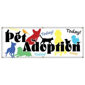 Pet Adoption Today banner image