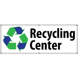 Recycling Center banner image