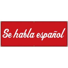 Se habla espanol 3 banner image