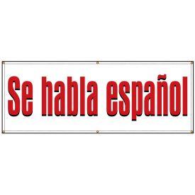 Se habla espanol banner image