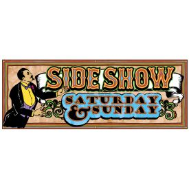 Side Show Retro banner image