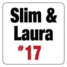Slim & Laura sign image