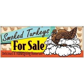 ThanksGiving Turkey Retro banner image
