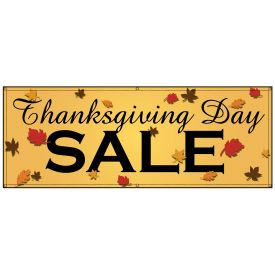 Thanksgiving Day Sale banner image