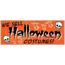 We Sell Halloween Costumes banner image